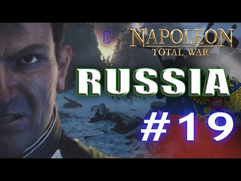 Napoleon:Total War   Russian Campaign - 19. Shipping the troops into battle