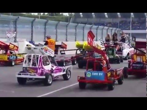 Hendriks Motorsport Ukke Pukke race 15-08-2015 Raceway Venray (World Cup weekend)