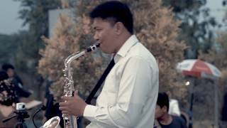 DIA - Maliq & D'Essentials ( Instrumental Saxophone ) COVER by SIMPONI MUSIC
