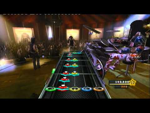 Guitar Hero 5 - Song 2 - Blur - Expert Guitar - 100% FC