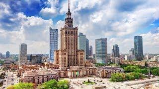 Галопом по Европам. Тур 2006 года. День 10. Польша. Слубице (отель). Варшава