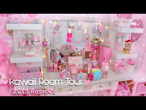 Kawaii Room Tour 2019