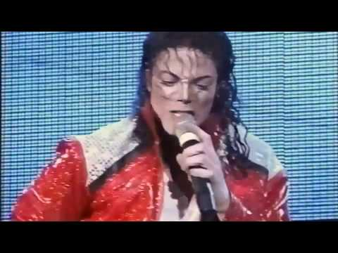 Michael Jackson - Beat It - HIStory World Tour live in Brunei 1996