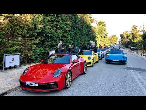Porsche 911 Carrera 4S Cabriolet 992 test PL Pertyn Ględzi