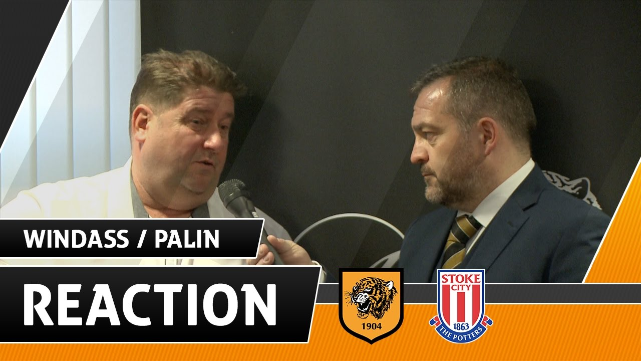 The Tigers V Stoke City Reaction With Dean Windass And Leigh