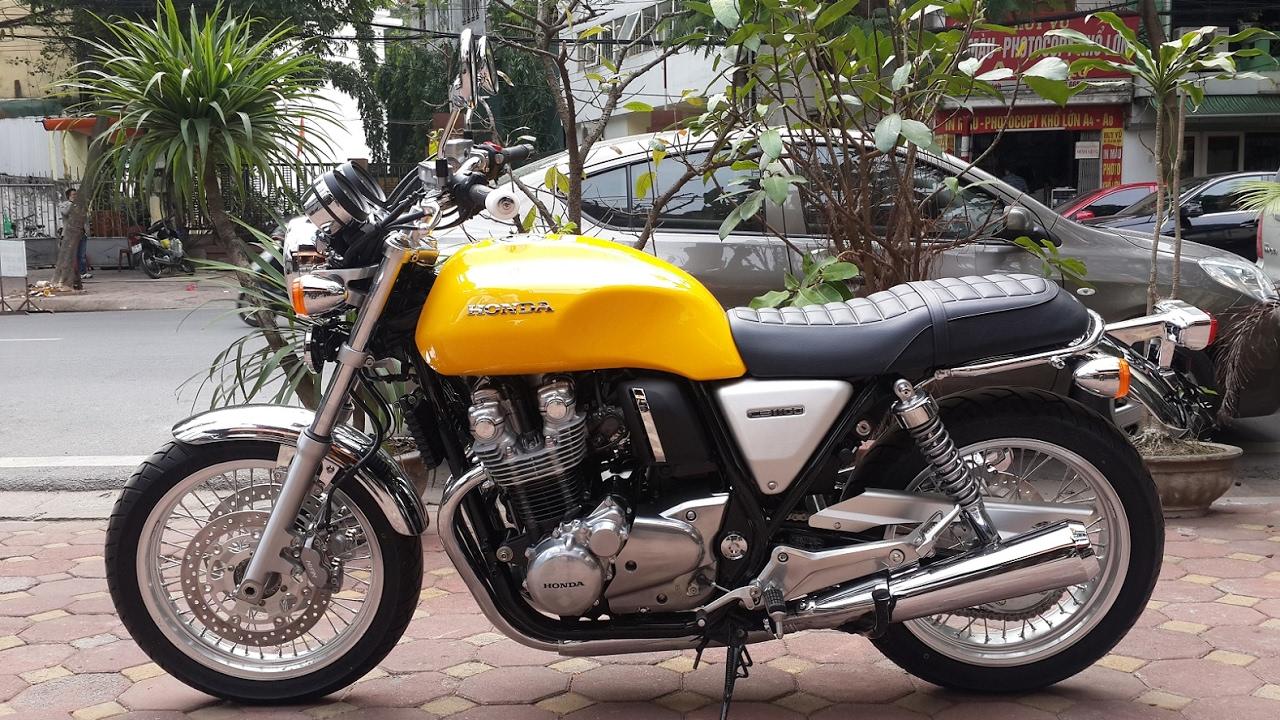 Honda CB1100 2017 nguyên zin...