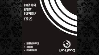 AnGy KoRe - Harry Popper (Original Mix) [YIN YANG]