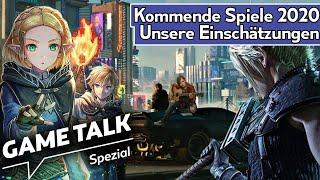 Die kommenden Spiele 2020 - Unsere Einschätzungen | Game Talk Spezial
