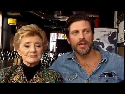Peggy McCay and Greg Vaughan of NBC's Days of our Lives @ Day of DAYS 2015