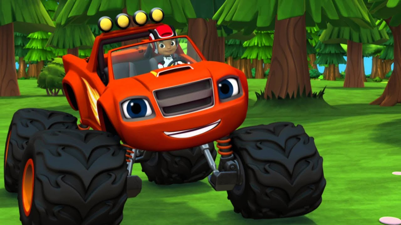Blaze And The Monster Machines Blaze Of Glory Youtube
