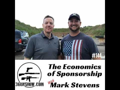 144: The Economics of Sponsorship with Mark Stevens