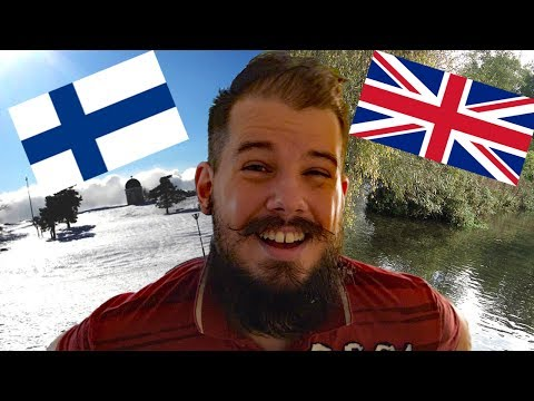 FINLAND VS THE UK: HOW ARE THEY DIFFERENT?