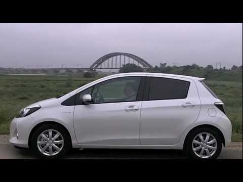 toyota yaris hybride youtube. Black Bedroom Furniture Sets. Home Design Ideas