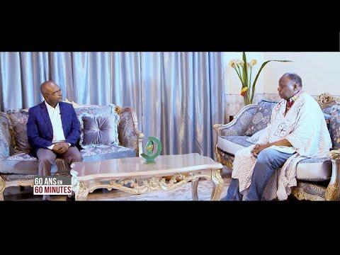 Le Professeur Théophile Obenga a été interviewé à Brazzaville par André ONDELE   2020