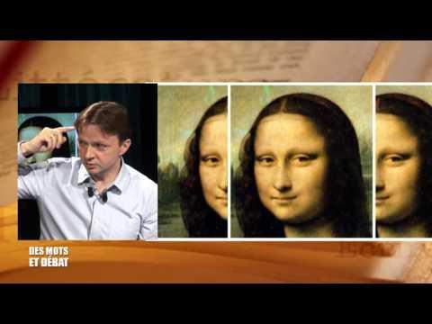 """Débat : """"LA JOCONDE de Leonard de Vinci"""""""
