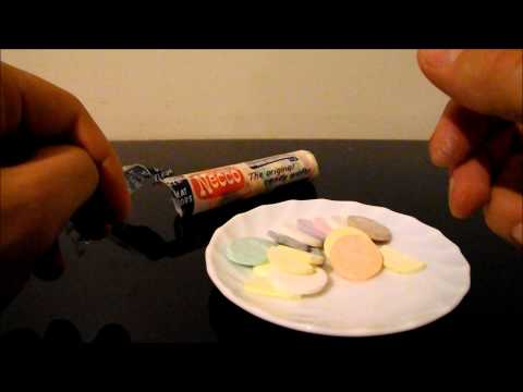 Necco Wafers Pack The Original Candy Wafer Review