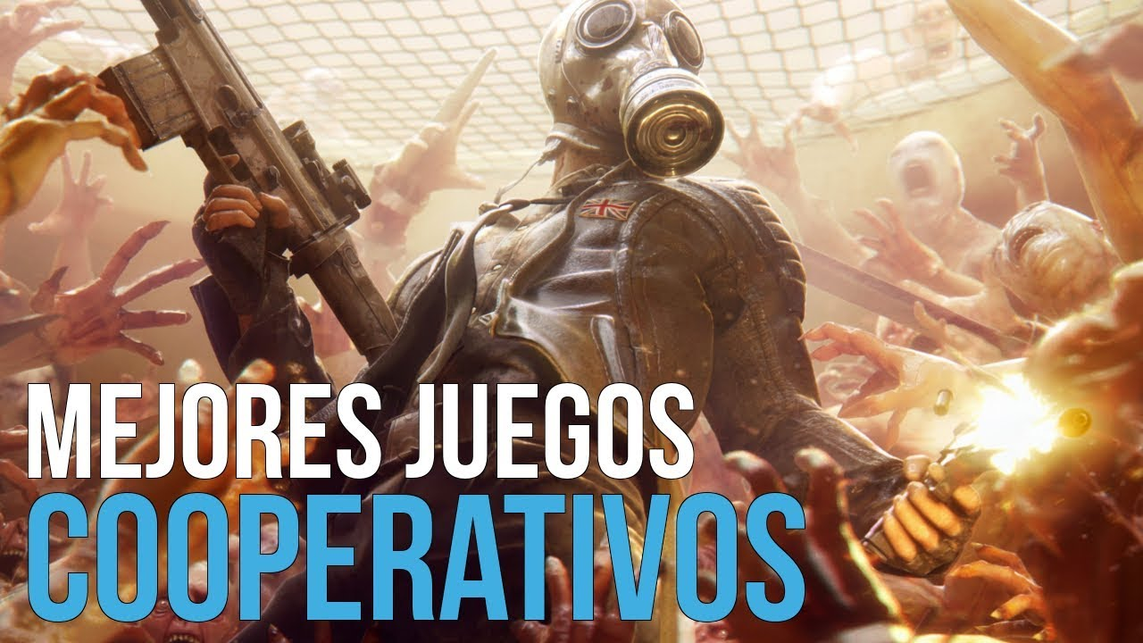 Top 10 Juegos Cooperativos Ps4 2018 Youtube