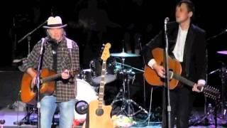 Arcade Fire with Neil Young - Helpless - Bridge School Benefit - 22 October 2011