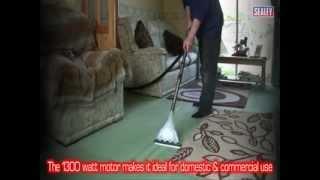 sealey wet dry valet machine 1300w
