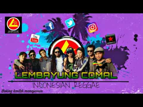 Reggae roots - Lembayung comal Cemburu -Indonesian reggae