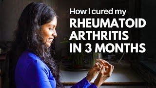 10-Year Old Rheumatoid Arthritis Gone in 3 Months | Satvic Movement