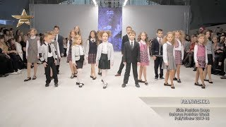 FRANTISHKA Kids Fashion Days  Belarus Fashion Week Fall/Winter 2017 18