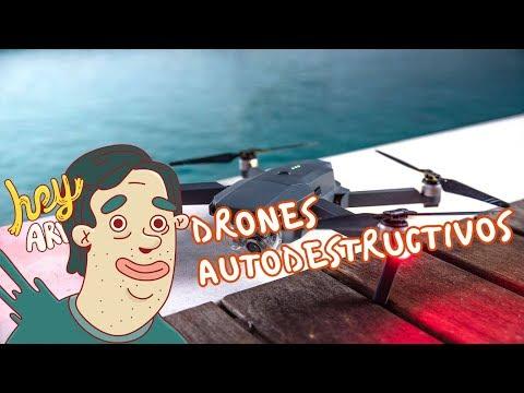 Sidequest: Drones autodestructivos – Hey Arnoldo