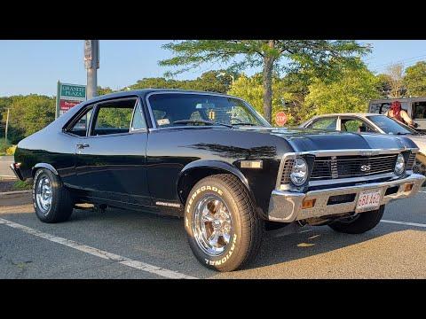 1968 Chevy Nova SS 572Ci Swap Ride Along No Commentary