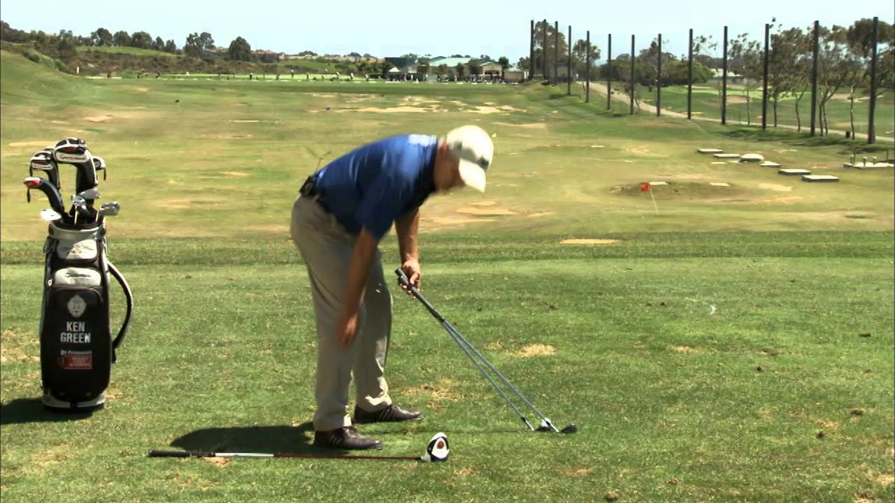 Distance From The Golf Ball Tip How To Properly Address