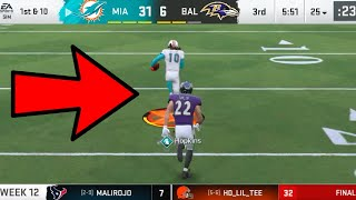 BREAKING THE FRANCHISE RECEIVING RECORD! Madden 20 Online Franchise Gameplay