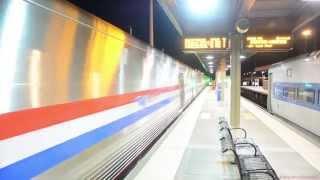 Amtrak Xtra #717 w/ 8 Viewliner II Baggage Cars @ Croton (Hudson Line) [4k]