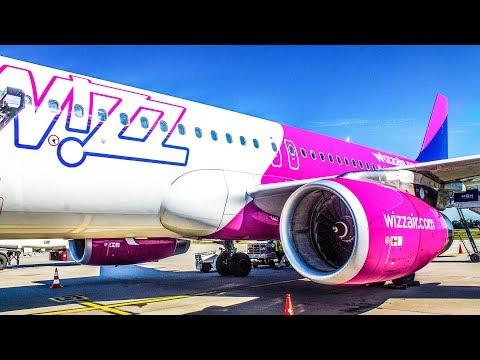 TRIPREPORT | Wizz Air | Karlsruhe - Budapest | Airbus A320SL | ECONOMY