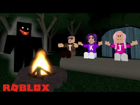 Camping Monster Roblox Face