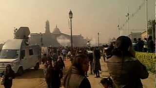 Protest - 23 year old girl rape in Delhi