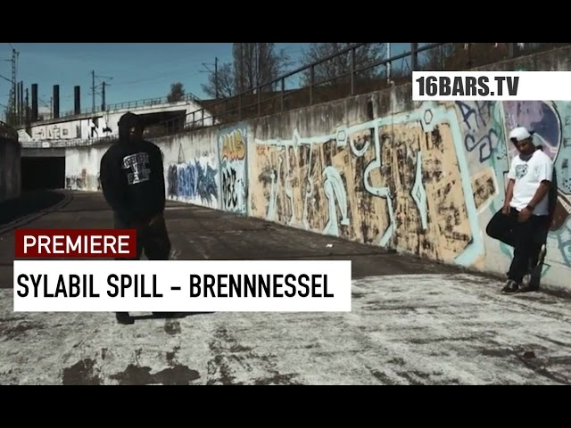 Sylabil Spill  - Brennnessel // prod. by Ghanaian Stallion (16BARS.TV PREMIERE)