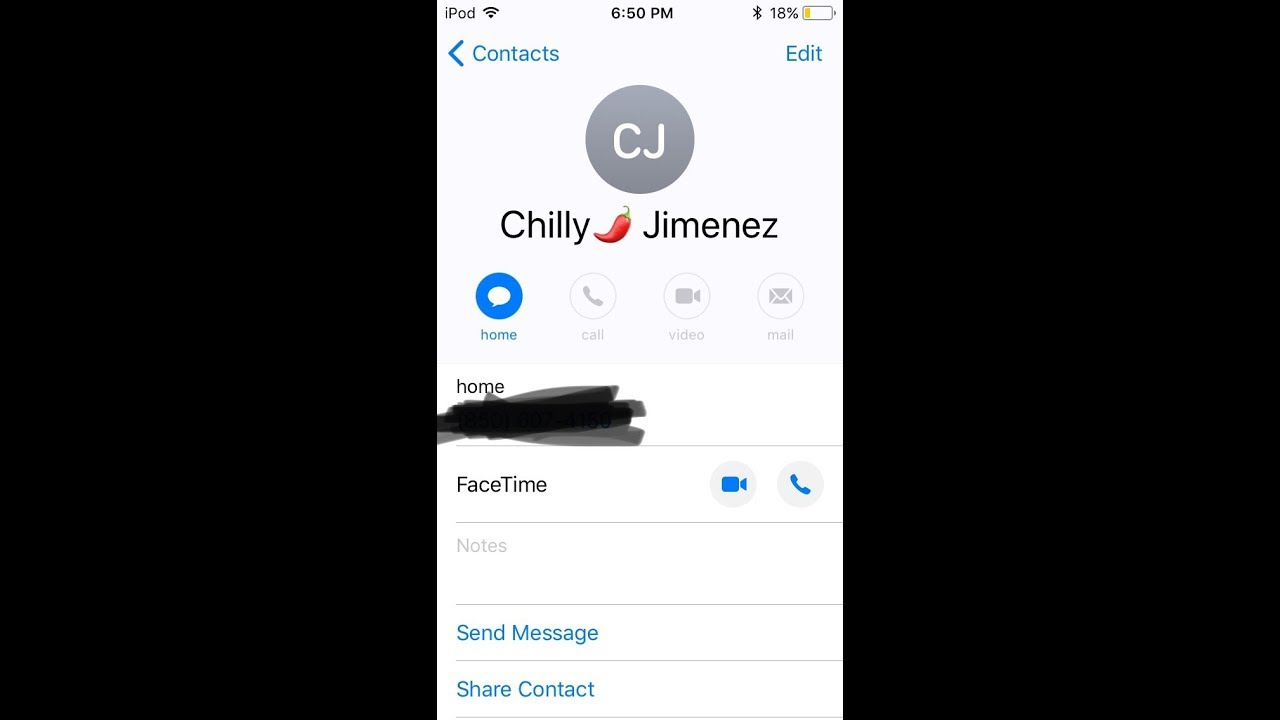 I GOT CHILLYS PHONE NUMBER REAL NOT | CLIKBAIT