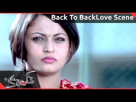 Current Telugu Movie || Back To Back Love Scenes Part 01 || Sushanth , Sneha Ullal