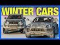 Forza Horizon 4 Online : BEST WINTER CARS!!