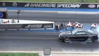 Ford Day 2017 Bandimere 2006 Roush 5.0 Stroker Run 5