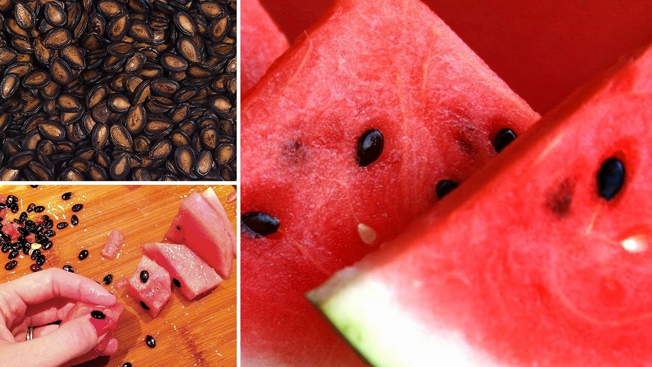 how to use watermelon seeds