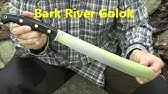 Bark River Parang and Golock - YouTube