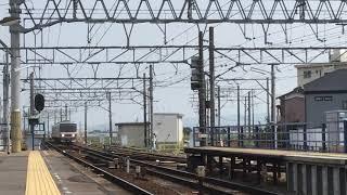 [出場試運転‼️]名鉄5000系 5004f(試運転豊明行き)新安城駅 通過‼️