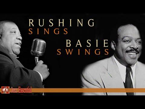 Count Basie, Jimmy Rushing - Rushing Sings, Basie Swings