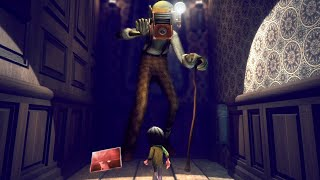 LITTLE NIGHTMARES BUT A TERRIFYING MAN TRAPS YOUR SOUL IN A PHOTOGRAPH. - OBUSITE