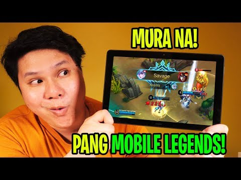 MURA NA TABLET NA PANG MOBILE LEGENDS
