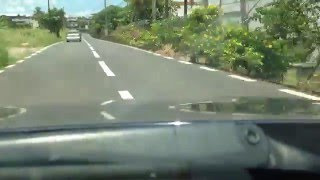Mauritius driving, boating, chilling Dec 2013 by CDR