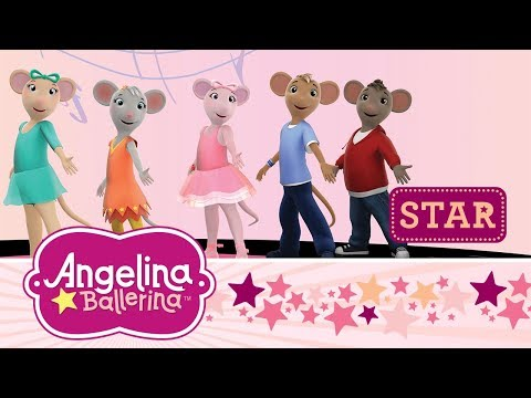 ❇ 👠 Angelina Ballerina and the Dancing Shoes