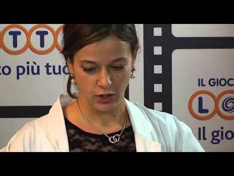 Giulia Lorenzelli, Nove Giorni di Grandi Interpretazioni, 2013, Il Gioco Del Lotto, RB Casting