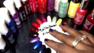 SALLY HANSEN (hard as nails/wraps) XTREME WEAR NAIL POLISH COLLECTION Thumbnail