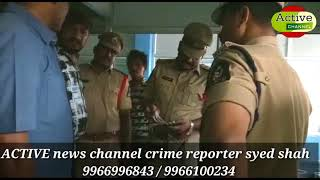 RAID ON ILLEGAL MANUFACTURING UNIT OF FOOD SUPPLEMENTS